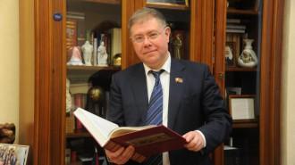 На фото депутат МГД Степан Орлов