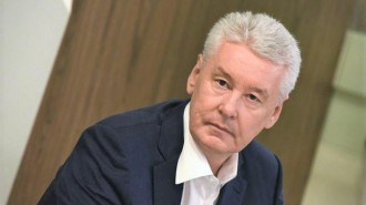 На фото: мэр Москвы Сергей Собянин