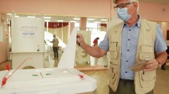 В МГИК разделили ключ шифрования для голосования на выборах мундепов. Фото: архив