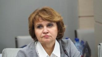На фото депутат МГД Людмила Гусева