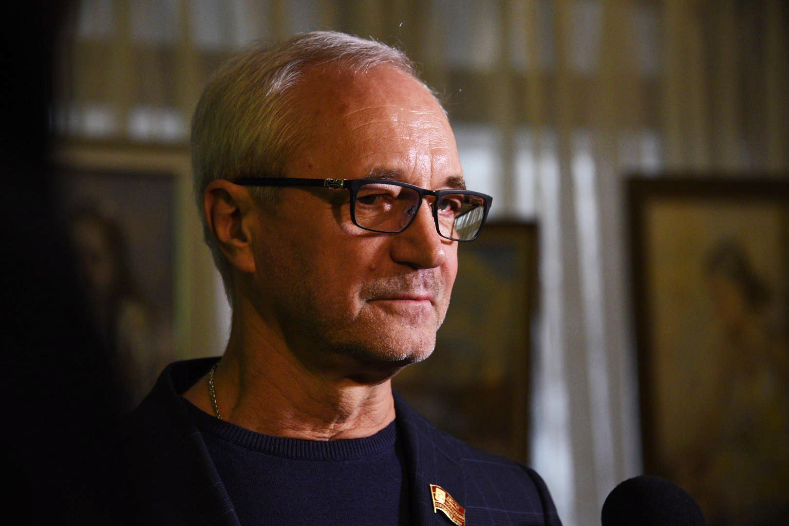 На фото депутат МГД Евгений Герасимов