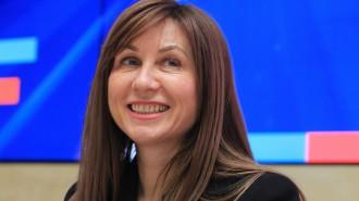На фото: депутат МГД Лариса Картавцева
