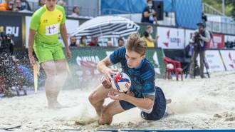 Чемпионат по пляжному регби проведут в Москве