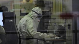 Резервный ковид-госпиталь в «Сокольниках» принял первых пациентов. Фото: архив