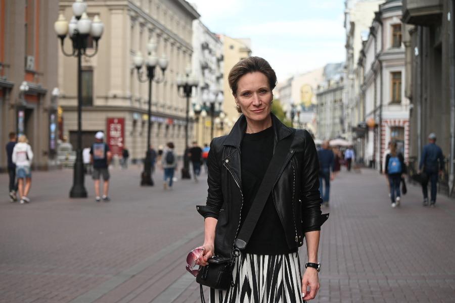 На фото депутат МГД Мария Киселева