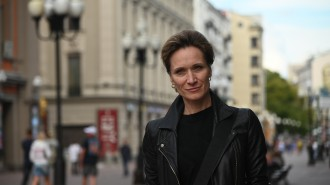 На фото депутат Московской городской Думы Мария Киселева