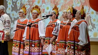 Артисты ДК «Коммунарка» подготовили праздничный концерт о широкой русской душе. Фото: архив