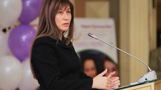 На фото депутат МГД Лариса Картавцева