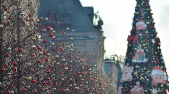 На Красную площадь закроют доступ в новогоднюю ночь. Фото: архив