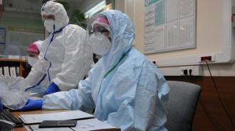 Москва открыла уникальный сервис по определению тяжести пневмонии . Фото: архив