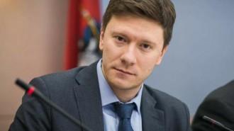 На фото депутат Мосгордумы Александр Козлов