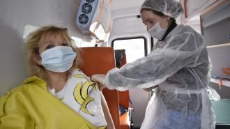 Москва включила самозанятых граждан и ИП в списки на бесплатную вакцинацию. Фото: архив