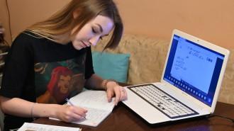 Для московских школьников запустили проект по подготовке к экзаменам. Фото: архив