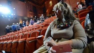 В «Геликон-Опере» предложили открыть в театре пункт вакцинации от COVID-19. Фото: архив