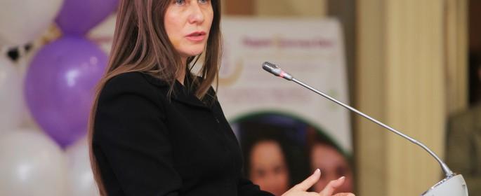 На фото депутат Мосгордумы Лариса Картавцева