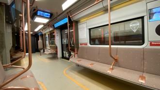 Строительство первой наземной отапливаемой станции столичного метро «Новомосковская» начнут в 2021 году. Фото: Анна Быкова