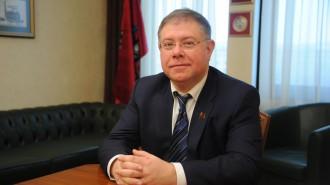 На фото депутат Мосгордумы Степан Орлов