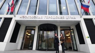 Депутат МГД Валерий Головченко отметил универсальность алгоритмов столичного Штаба по защите бизнеса. Фото: сайт мэра Москвы