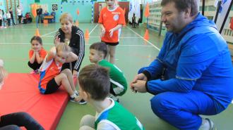 Молодые спортсмены в ТиНАО посоревновались в ловкости и меткости. Фото: Владимир Смоляков