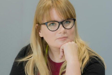 На фото заместитель мэра Москвы Наталья Сергунина