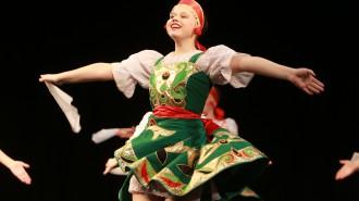 Всероссийский фестиваль хореографического искусства «Русский соболь – 2021» провели в поселении Мосрентген. Фото: Наталья Нечаева
