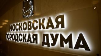 Депутаты МГД направят в Госдуму законопроект об увеличении штрафов за незаконный сброс отходов. Фото: архив