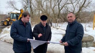 Строительство Дома культуры началось в поселении Кленовское. Фото предоставил сотрудник администрации поселения