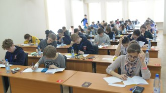 Пробный этап Всероссийской олимпиады школьников пройдет в онлайн-формате. Фото: архив