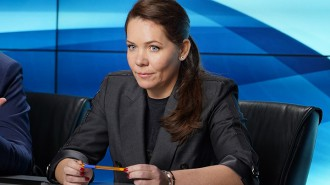 На фото Заместитель мэра Москвы по вопросам социального развития Анастасия Ракова