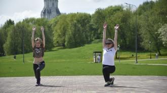 Проект «Спортивные выходные»: в столичных парках организуют тренировки. Фото: архив