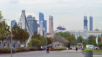 В региональном отделении «Единой России» в Москве представили предвыборную программу. Фото: Анна Быкова, «Вечерняя Москва»