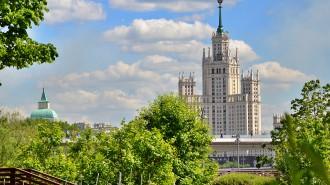 Московское отделение «Единой России» представило предвыборную программу. Фото: Анна Быкова, «Вечерняя Москва»