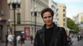 На фото депутат Мосгордумы Мария Киселева