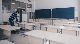 В Москве при возведении объектов образования стало бесплатным снятие запрета на строительство. Фото: сайт мэра Москвы