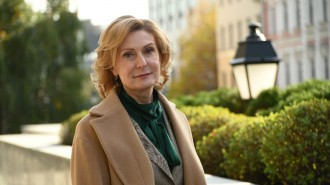 На фото сенатор Инна Святенко