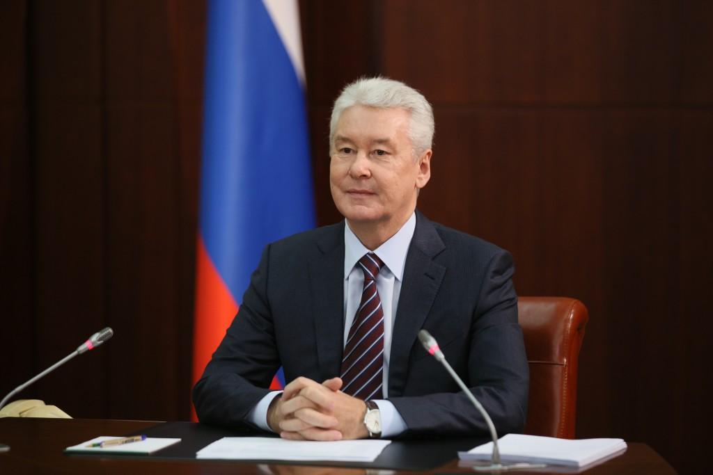 На фото Сергей Собянин