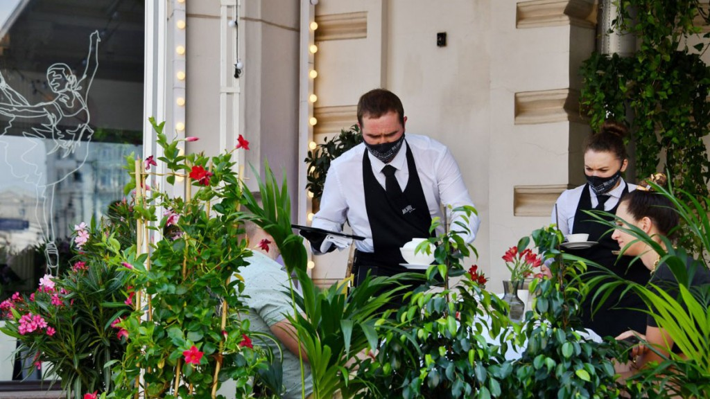 Гастрономический гид по ресторанам и кафе Москвы представят в столице. Фото: официальный сайт мэра Москвы