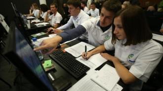 В Москве голосование на выборах в Госдуму идет в штатном режиме. Фото: архив