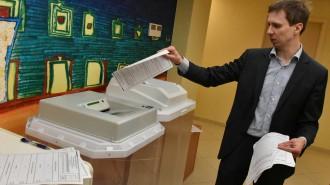 Второй день выборов в Москве прошел без серьезных нарушений. Фото: архив